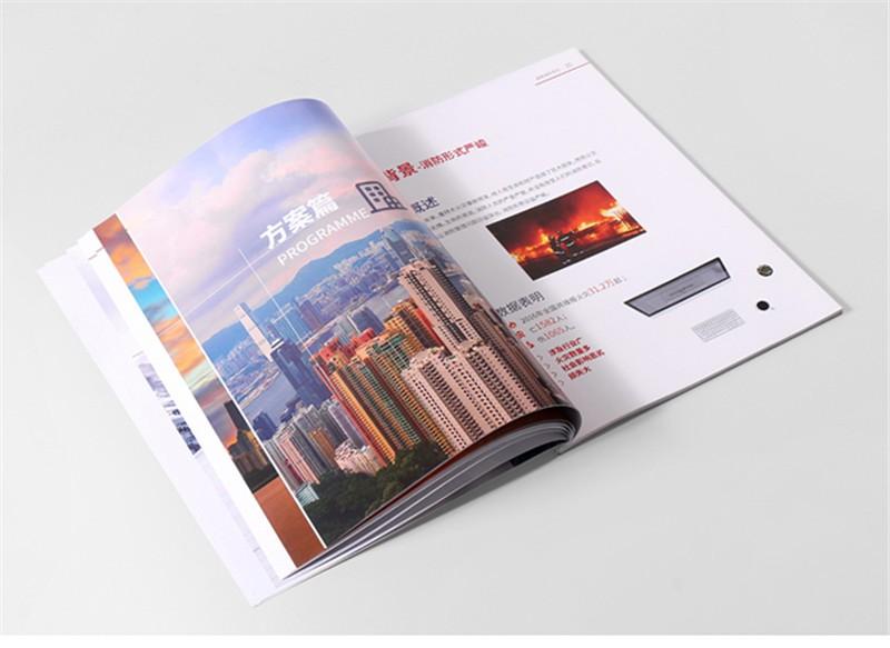 画册厂家印刷装订有哪些方式?画册设计印刷流程是什么