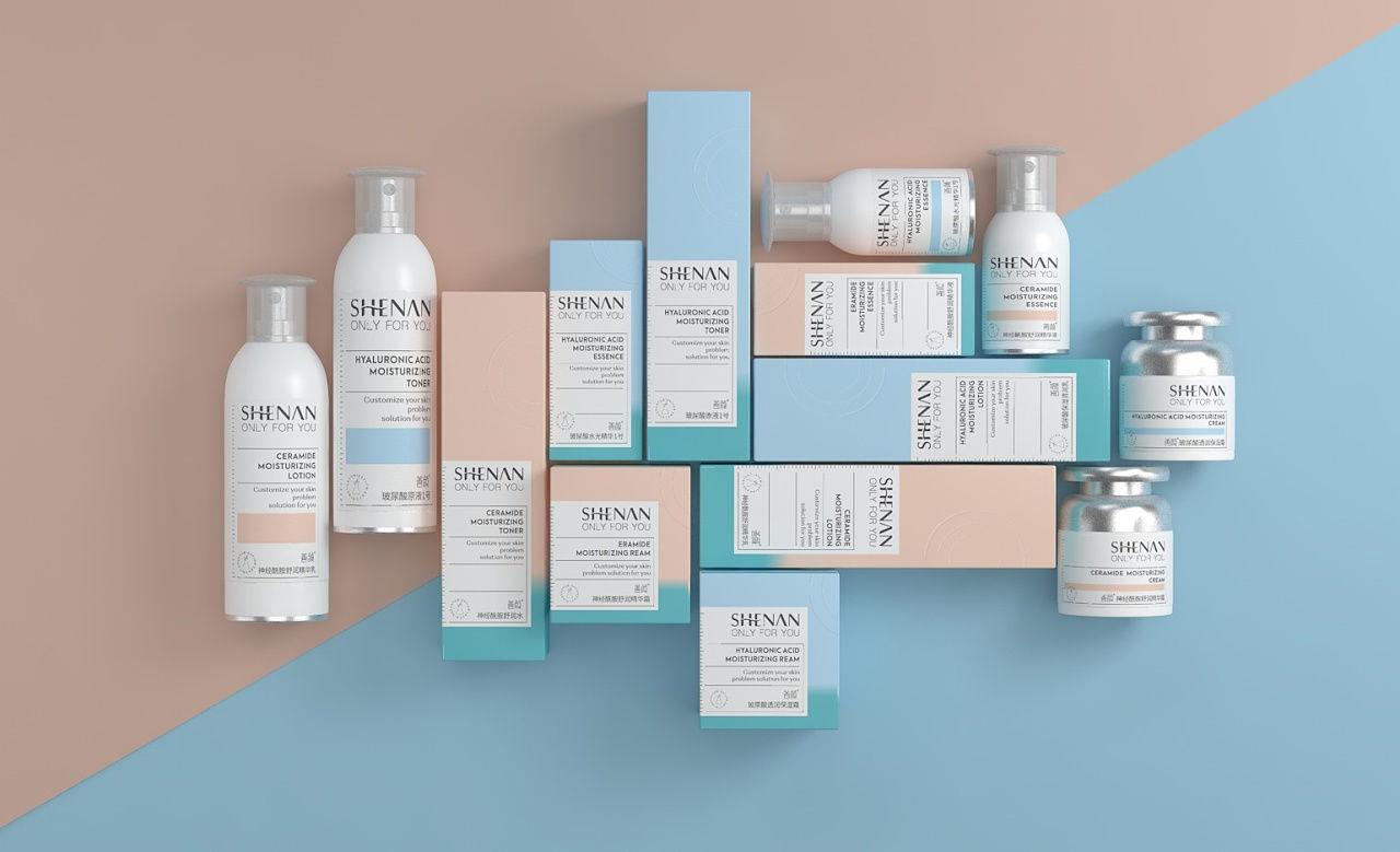 化妆品包装设计技巧是什么?怎样让设计更精美