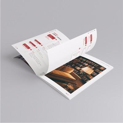 画册印刷一般用什么纸?具体画册设计有哪些纸张