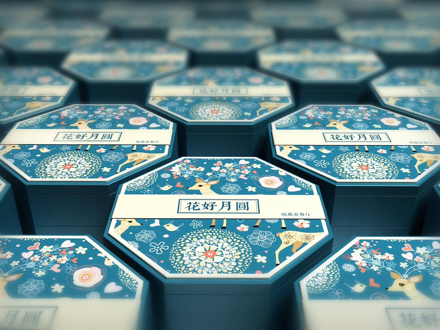 烧腊礼盒包装设计