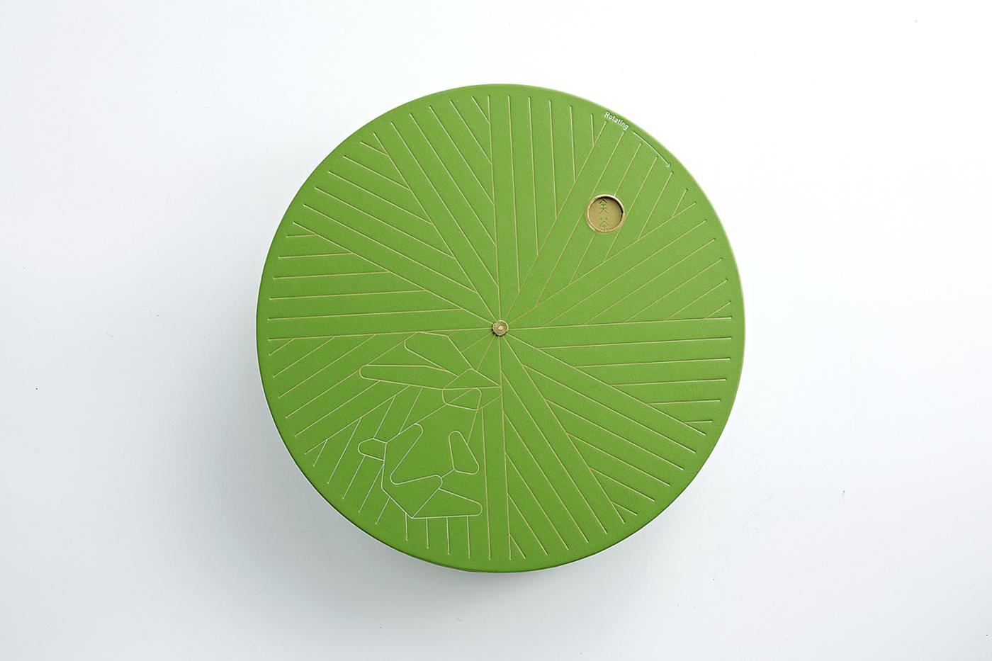 视觉月饼盒包装设计