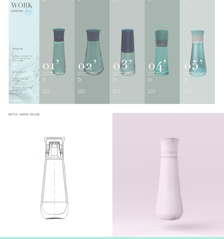 国潮风化妆品产品包装设计-创意化妆品包装设计