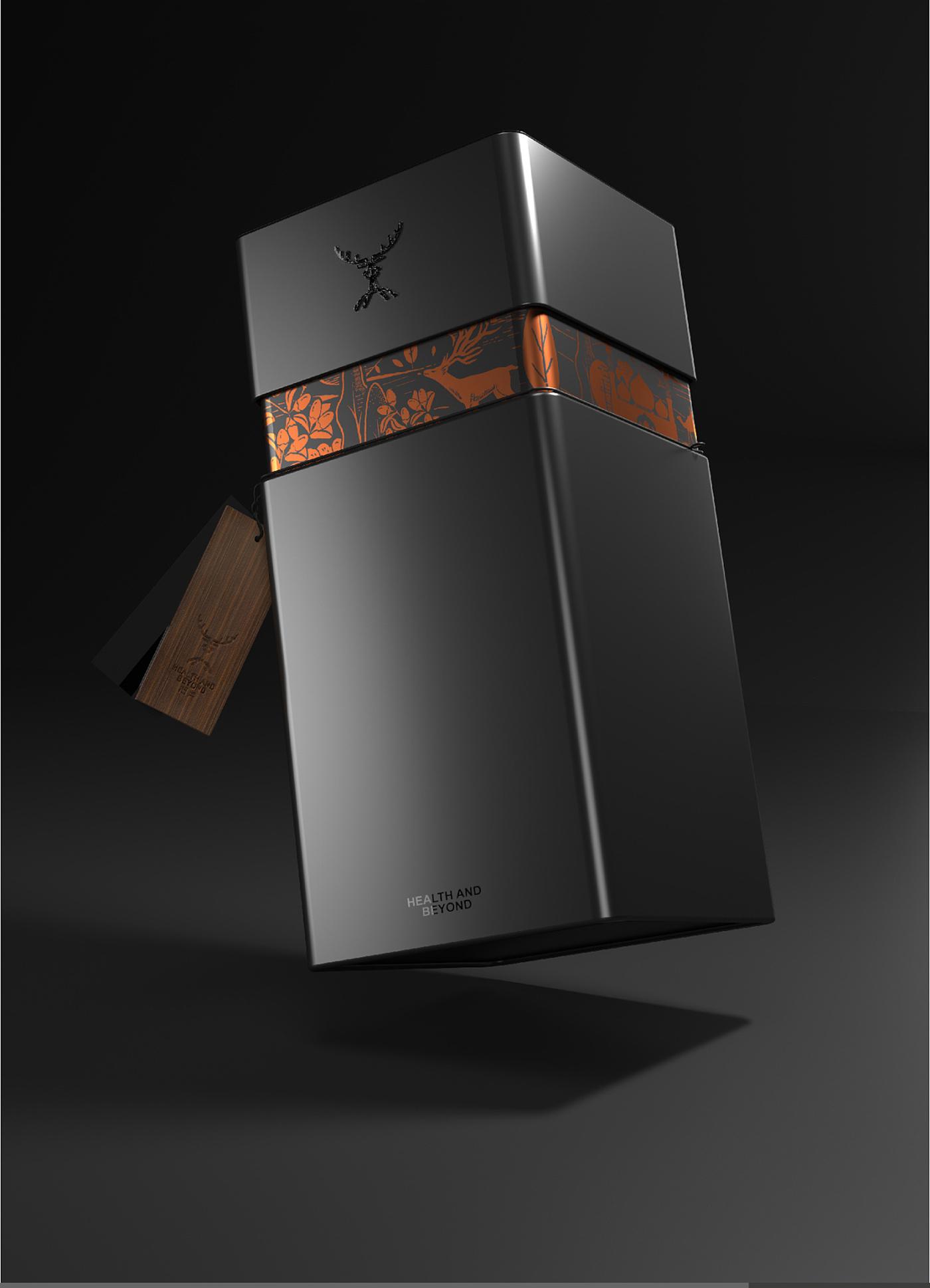 德国红点奖的原创茶叶包装设计-国际茶叶包装设计