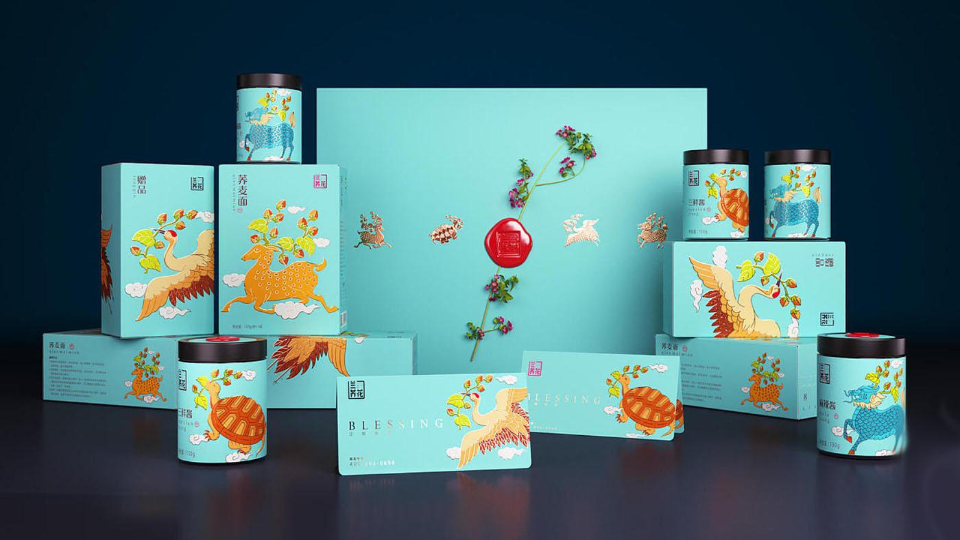 限量款食品保健包装设计-限量款保健品包装设计