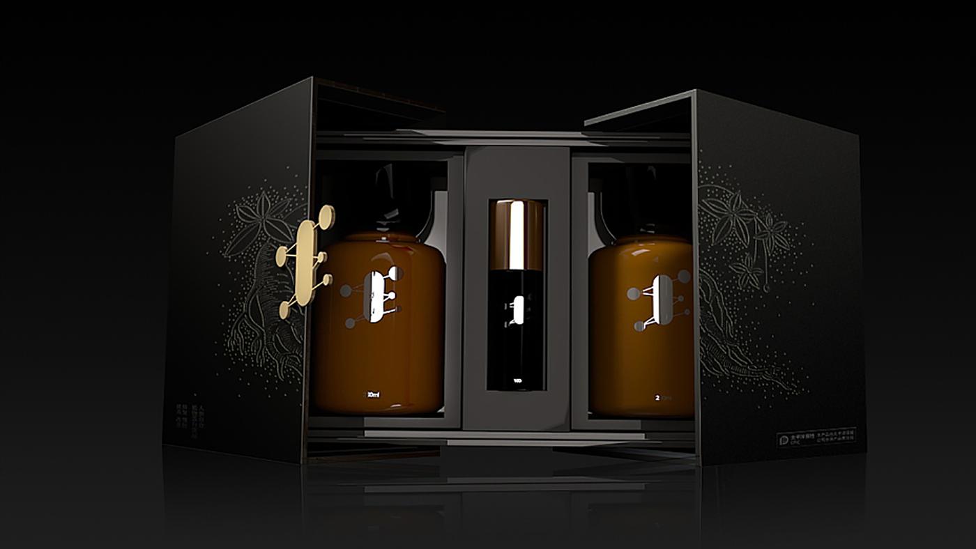 礼盒装保健品包装设计-礼盒装保健品包装设计公司