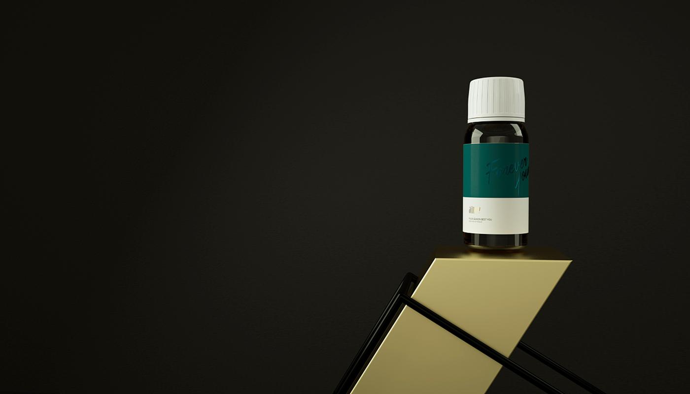 健安喜保健品系列包装设计-胶囊系列包装品包装设计公司