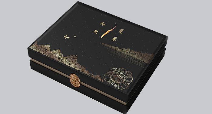 冬虫夏草保健品包装设计-冬虫夏草保健品包装设计公司