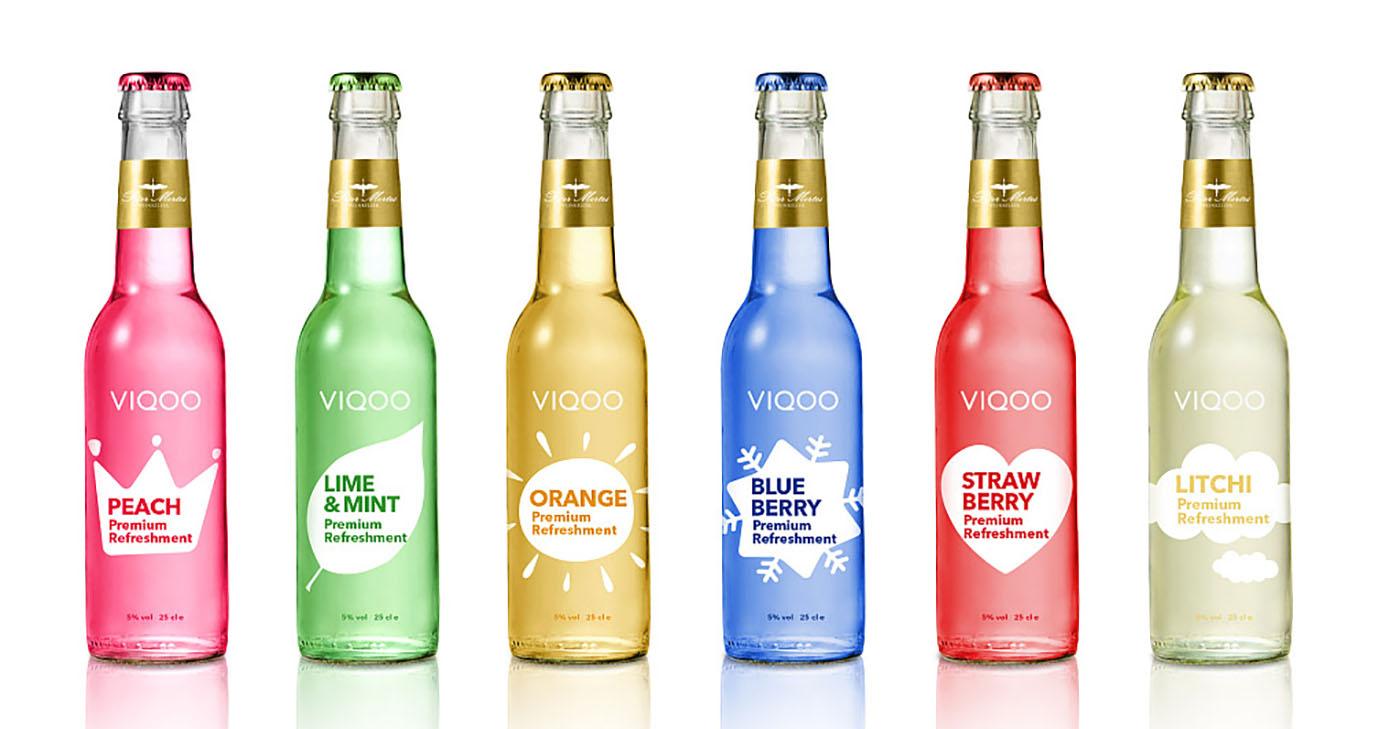 鸡尾酒包装设计-酒类包装设计公司