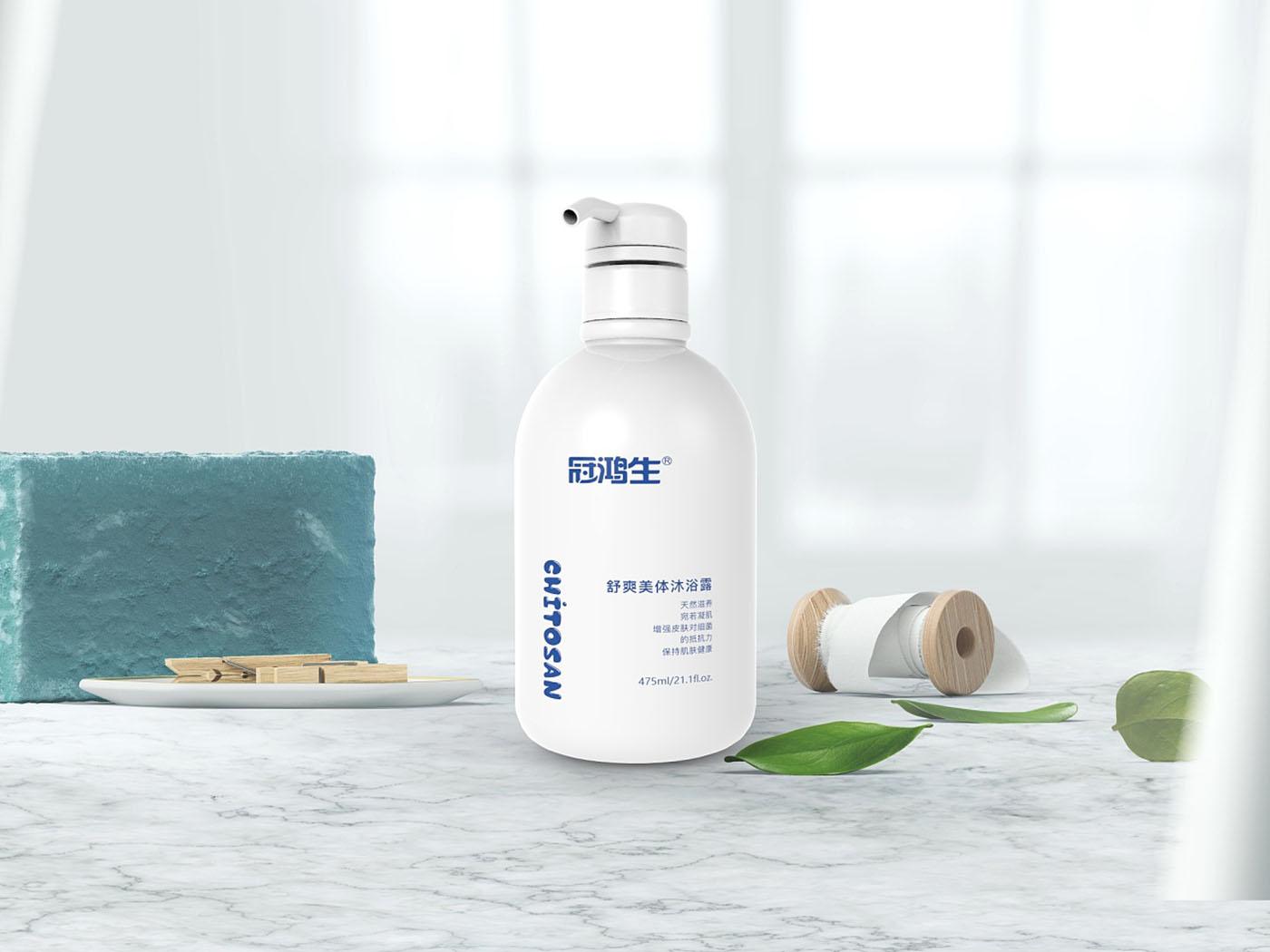 沐浴露包装设计-沐浴露包装设计公司