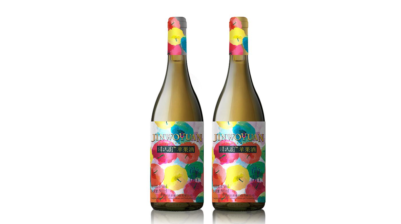 果酒包装设计-酒类包装设计公司