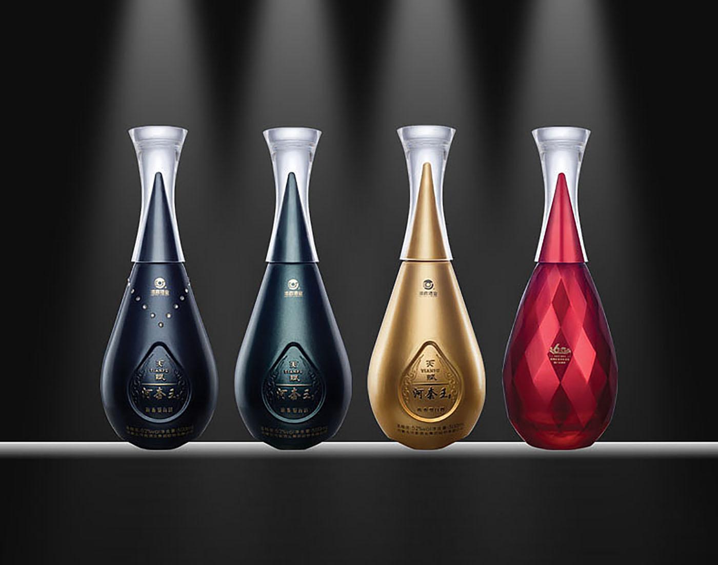 河套王包装设计-酒类包装设计公司