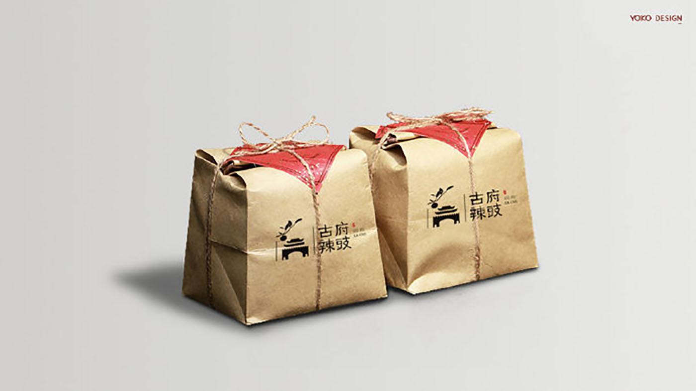辣豉品牌VI设计-VI设计公司