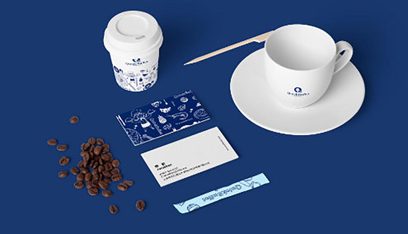 自助餐厅logo设计及视觉VI设计-LOGO及VI设计公司