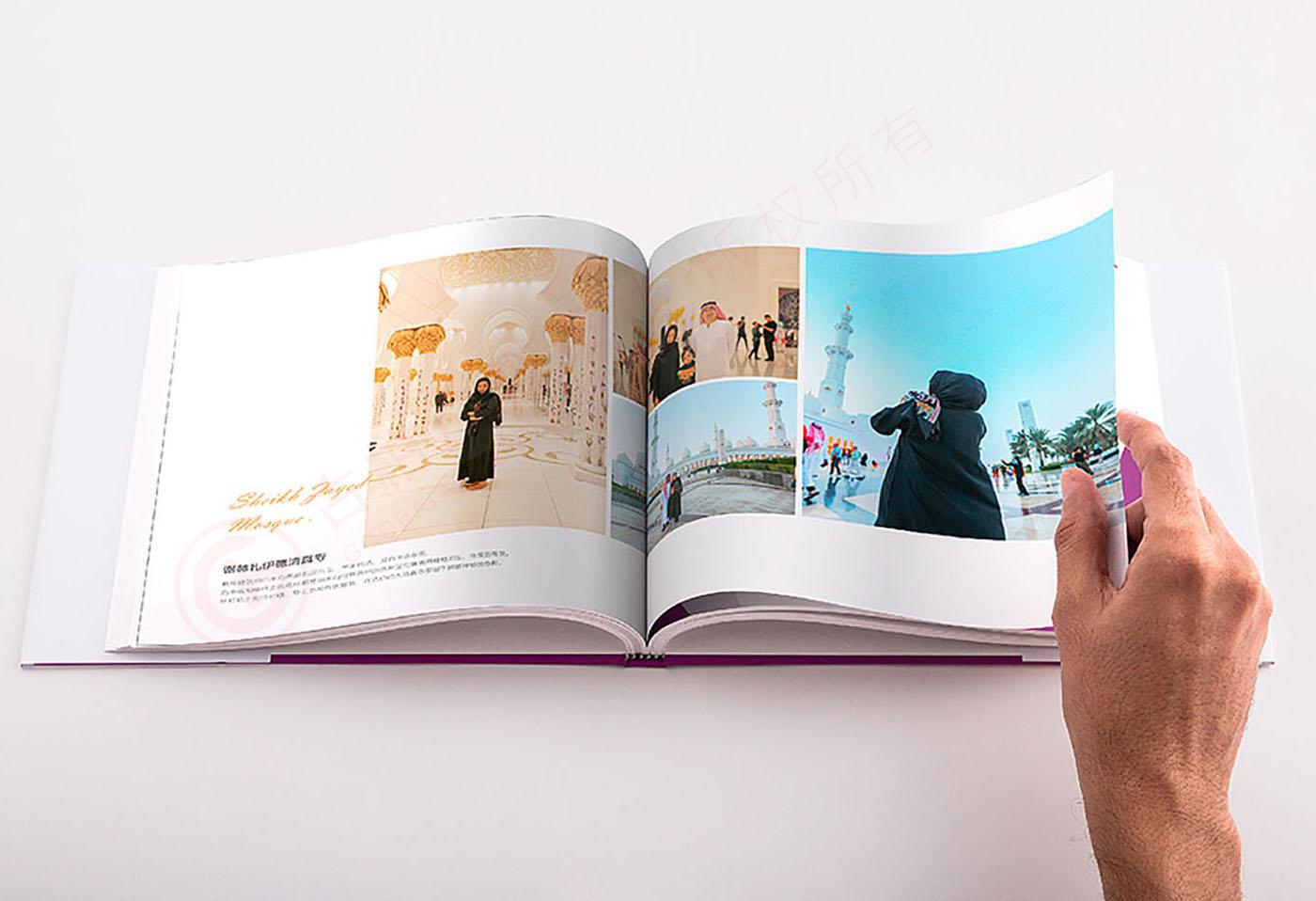成长纪念册设计,旅行纪念册设计