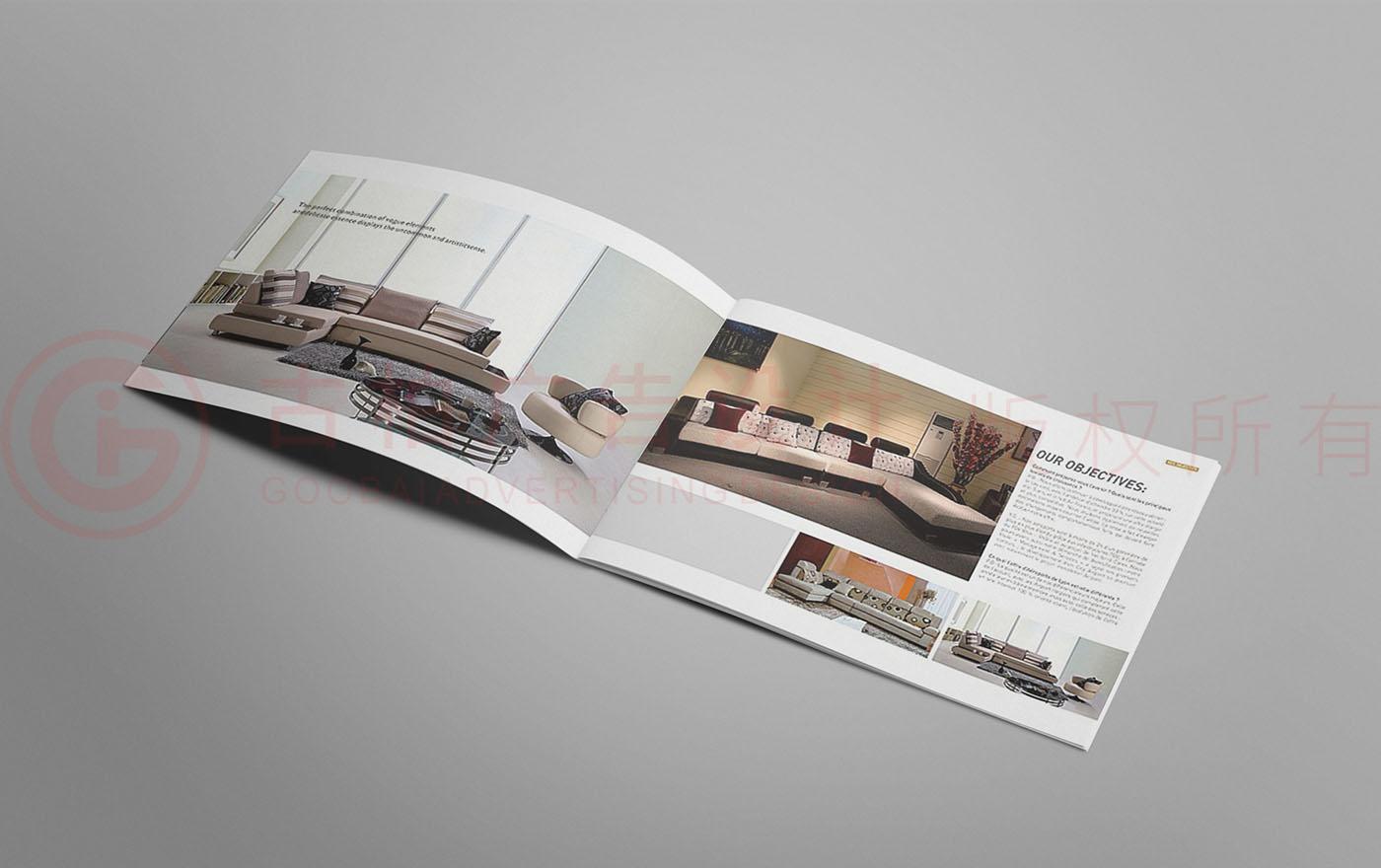 沙发家具画册设计,家具产品画册设计