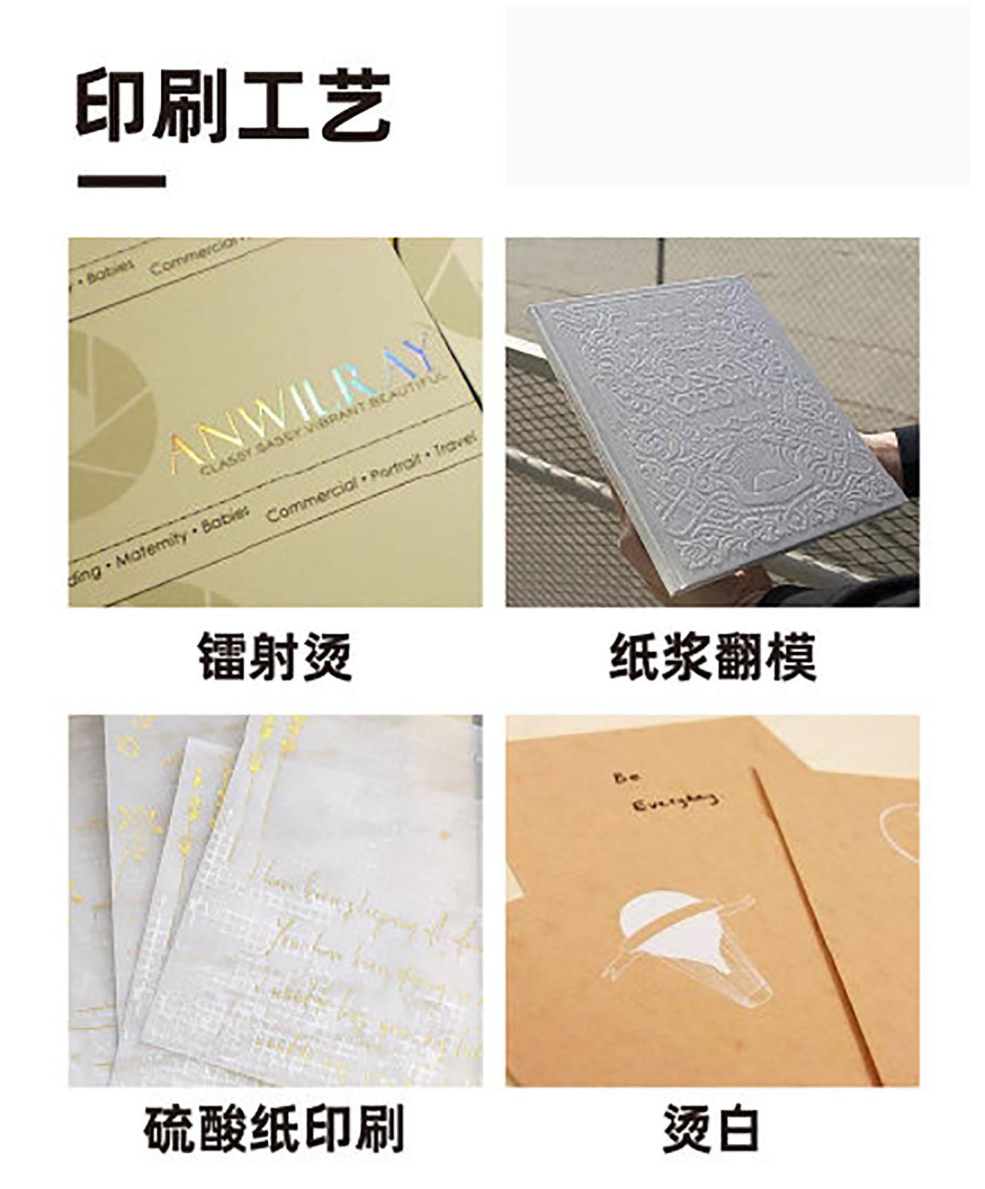 印刷工艺,提升成品的常用印刷工艺