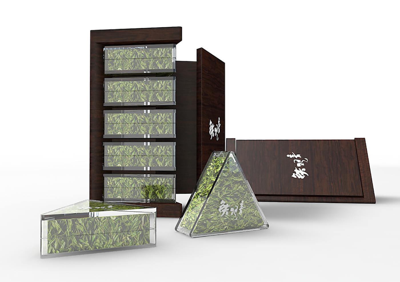 高端大气的茶叶包装设计,与众不同的茶叶包装设计