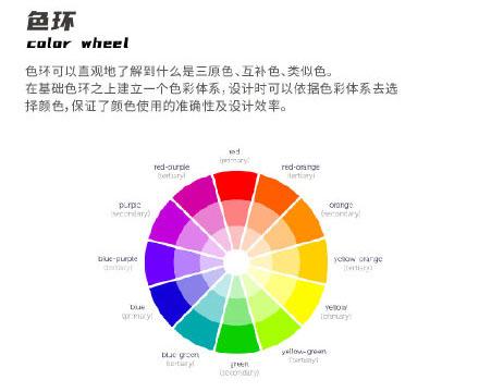 设计知识,设计色彩知识