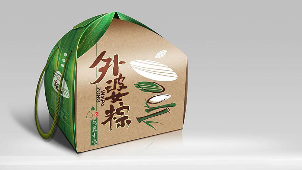 粽子包装盒设计,粽子包装盒设计知识