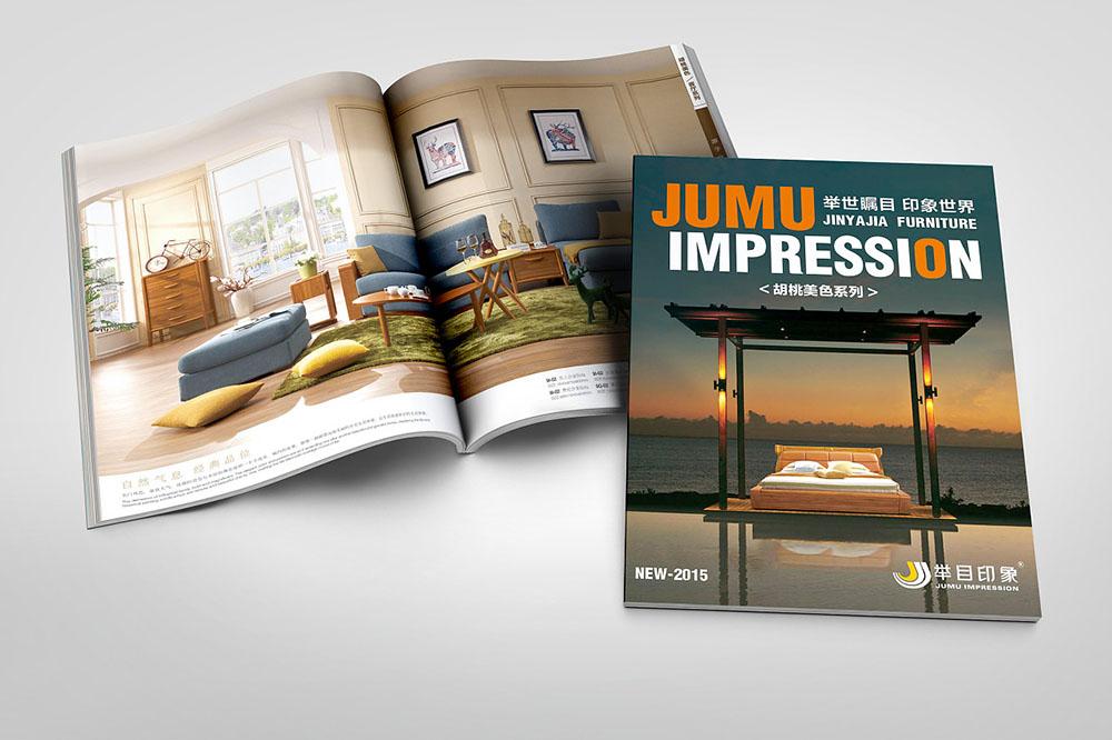 设计一本家具画册需要多少钱?