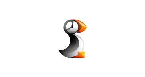 动物LOGO设计,动物形状logo设计