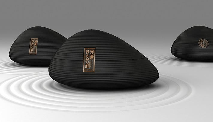 铁皮石斛酒包装设计