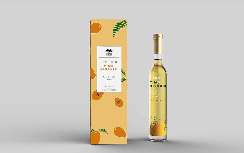 木瓜酒包装设计,木瓜酒包装设计欣赏