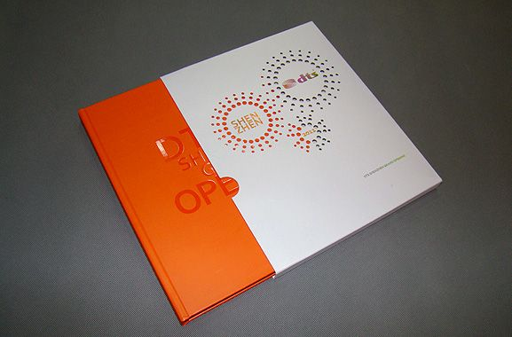 广州企业纪念册设计