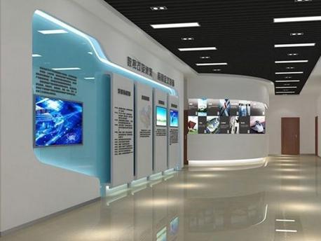 展厅设计一平米多少钱