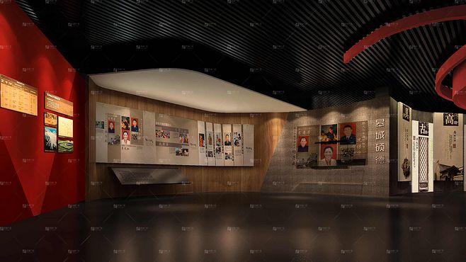 文化展厅设计费收费标准