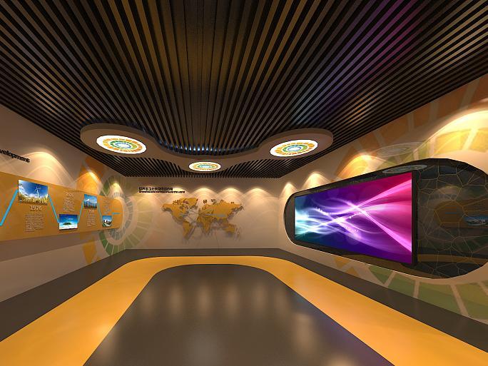 公司展厅设计收费标准 进行公司展厅设计要注意什么