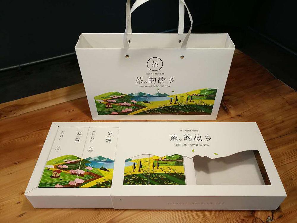怎样才能做出一流的茶叶包装设计?