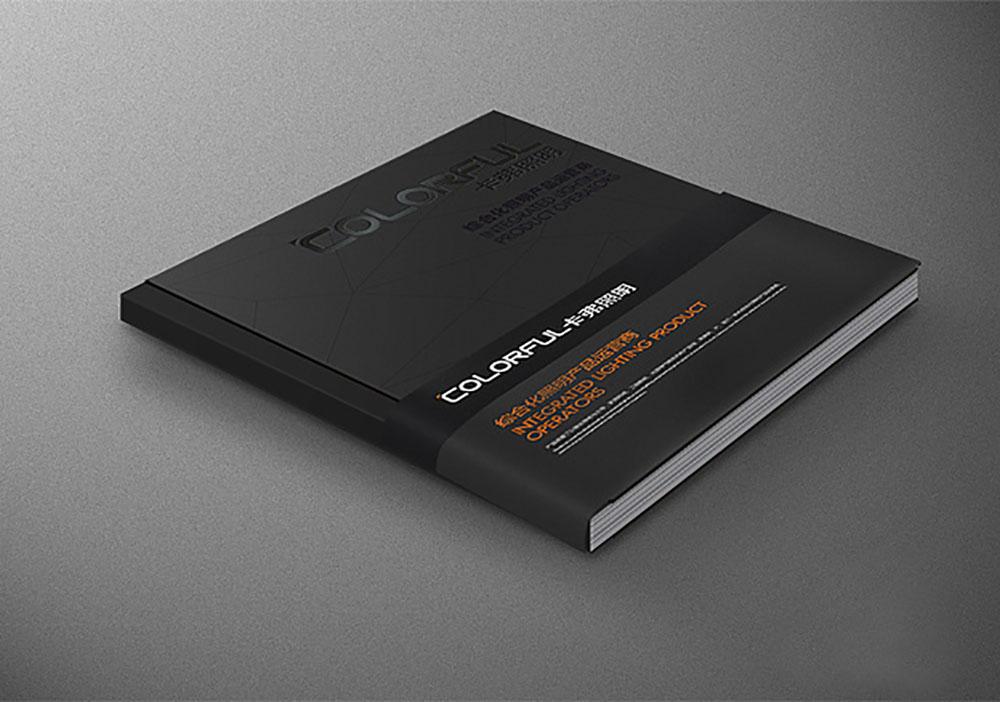 影响一本企业画册印刷的效果因素有哪些?