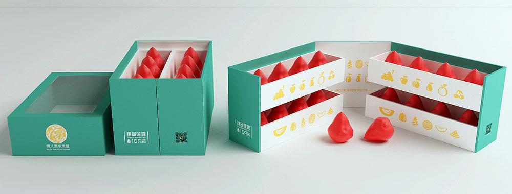 需要预冷的水果包装设计该怎么做?需要注意什么?