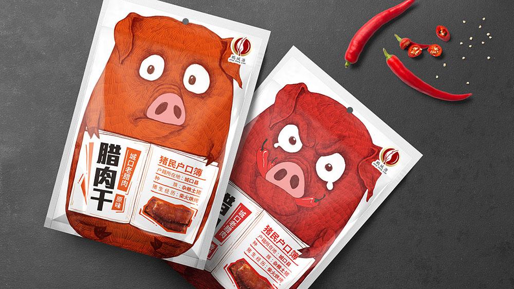 食品包装设计的色彩选择跟消费者心里有什么关系?