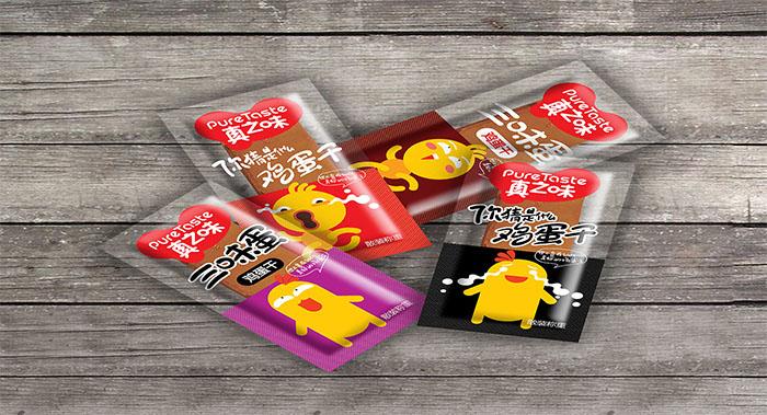 真之味食品包装设计-食品有限公司