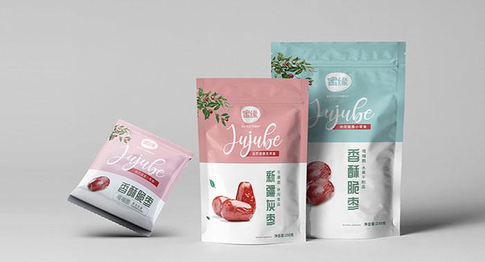红枣类食品包装设计