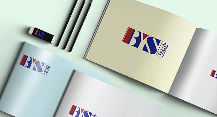 白羽VI设计-体育用品VI设计