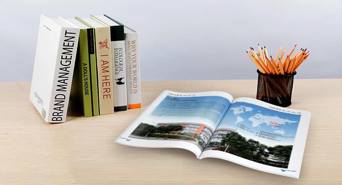 广州高澜股份画册设计-上市公司画册设计-上市集团画册设计公司