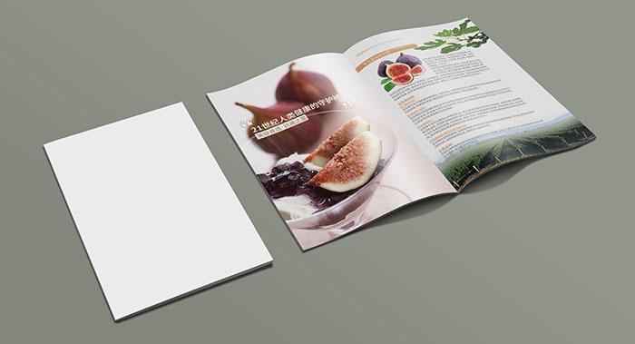 广州沃园农牧科技画册设计-农产品画册设计-农副产品画册设计公司