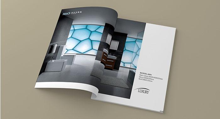 广州厨卫家居画册设计-产品画册设计公司