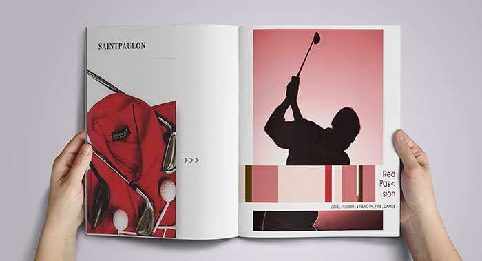SAINTPAULON画册设计-画册设计公司