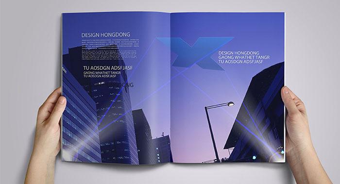 广州商务画册设计-商业画册设计