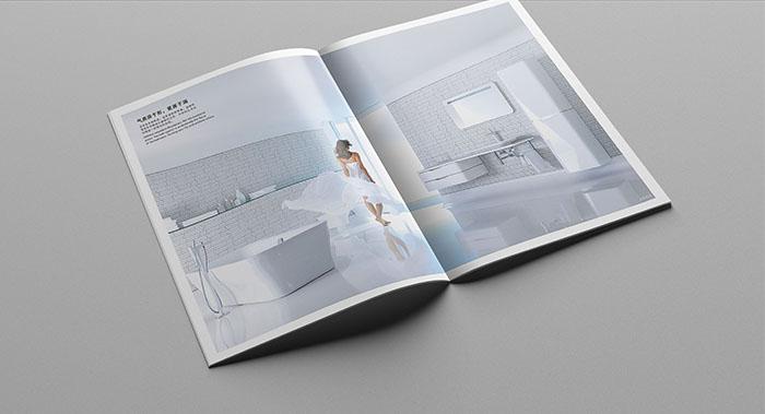 浴橱柜产品画册设计-浴橱柜产品画册设计公司