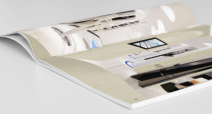 泰尔图斯大理石产品画册设计-大理石产品画册设计公司