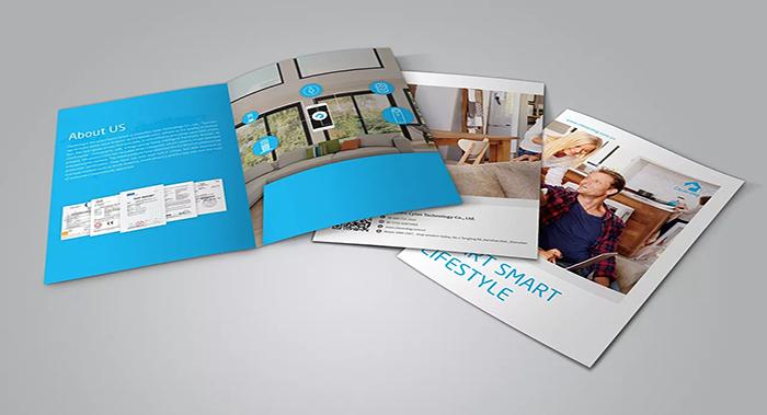 Clever Dog智能科技行业画册设计-智能科技画册设计公司