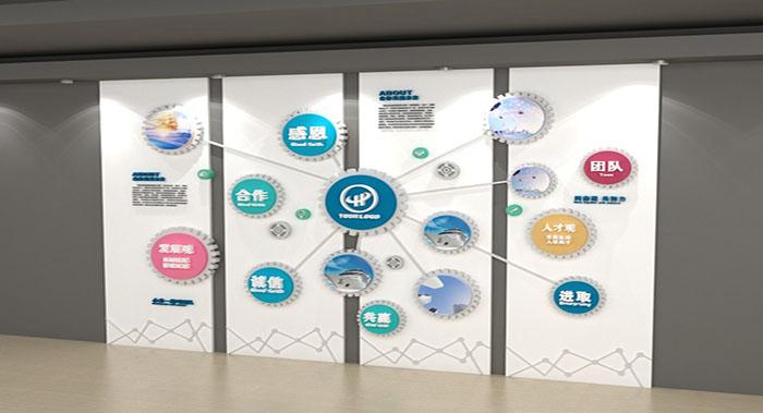 企业文化墙设计-文化墙设计制作-企业形象墙