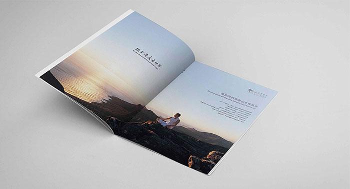 旅行度假画册设计-旅游区画册设计公司