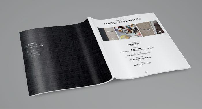 广州门业画册设计-产品画册设计