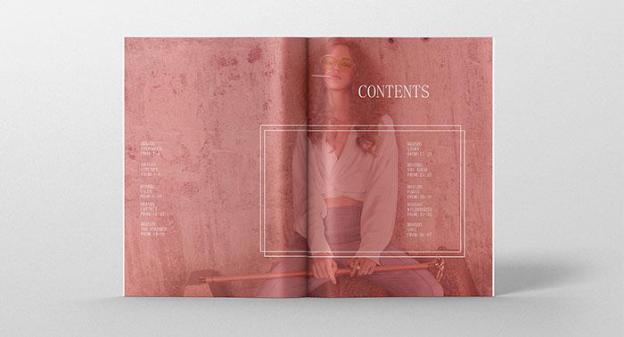 服装杂志设计-服装杂志设计公司